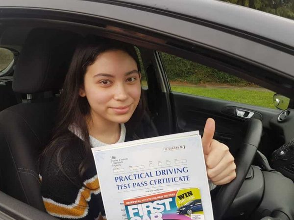 driving lessons block booking